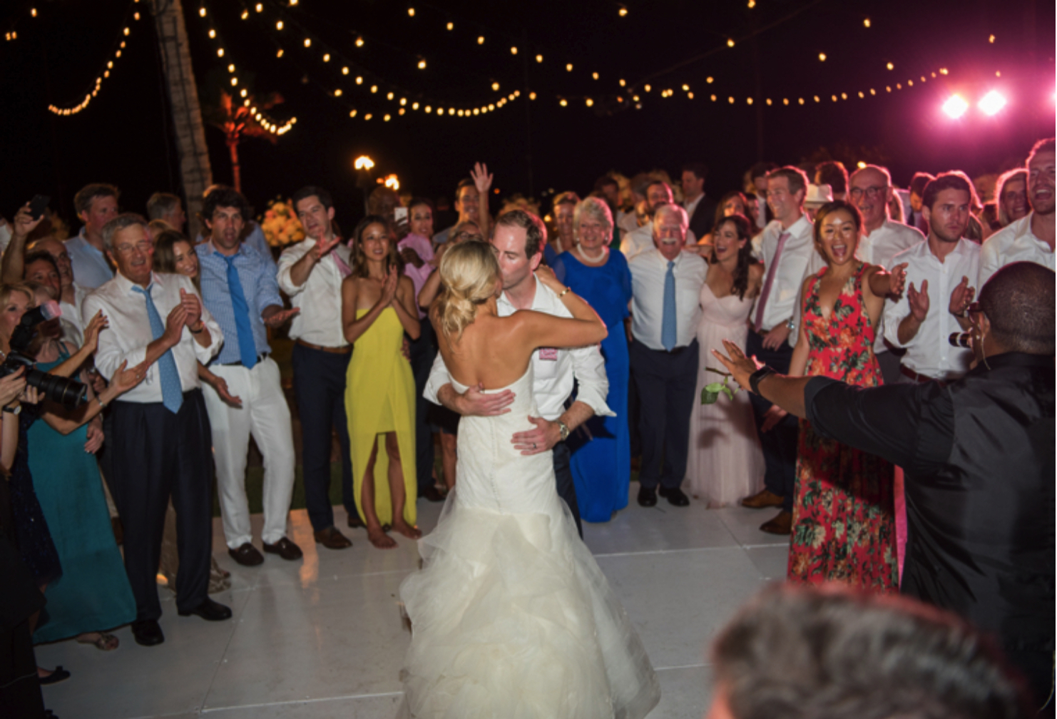 41f518d70f We re thinking about Kristin and Zach and their gorgeous Hawaii wedding at  the Four Season Hualalai. A five-star setting